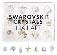Swarovski Crystals Nail Art Set