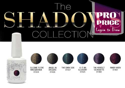 Gelish - The Shadows Collection