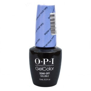 OPI GelColor - Show Us Your Tips!