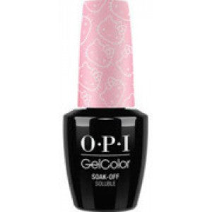 OPI GelColor - Small + Cute = ♥