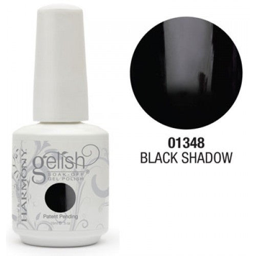 Gelish - Black Shadow (15ml)
