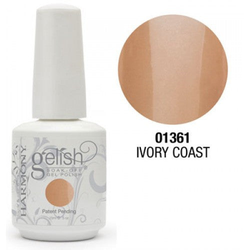 Gelish - Ivory Coast (15ml)