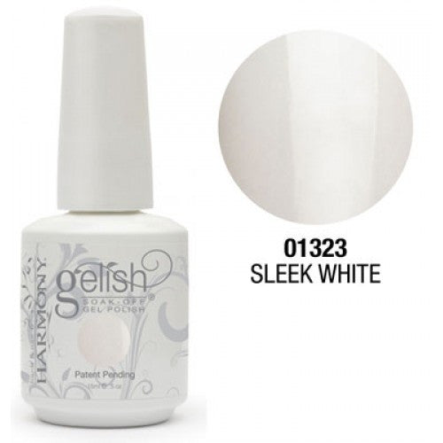 Gelish - Sheek White (15ml)