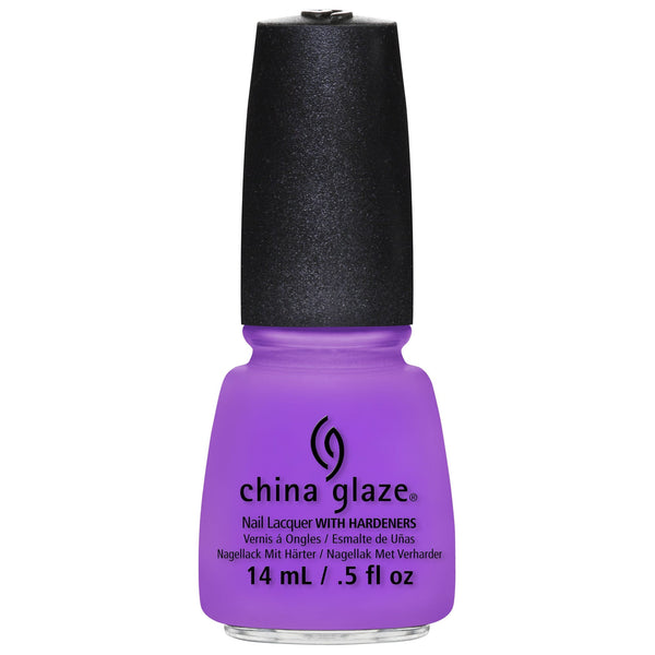 China Glaze Nail Lacquer - That's Shore Bright