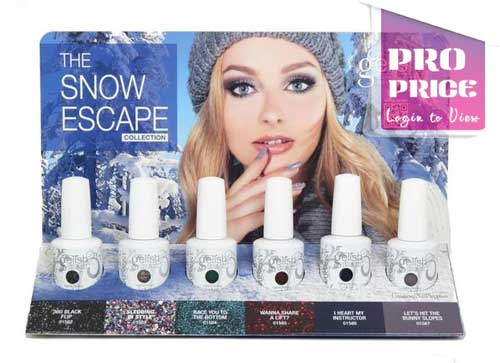 Gelish - The Snow Escape Collection
