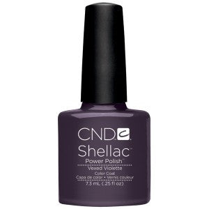 CND Shellac - Vexed Violette (7.3ml)