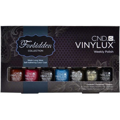 CND Vinylux Mini Forbidden Collection