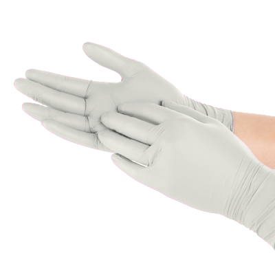Disposable Hygene Gloves - White Pearl (Size S)