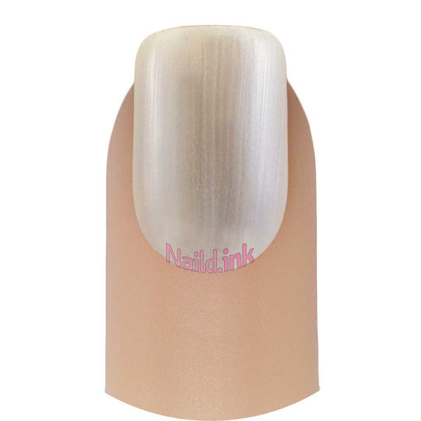 Color Club Nail Lacquer - Winter White