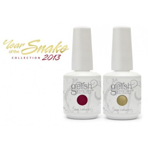 Gelish - Year Of The Snake Duo