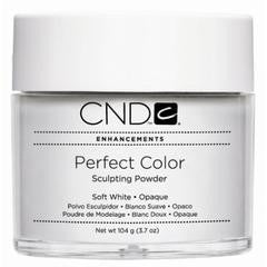 CND Perfect Color Sculpting Powder - Soft White Opaque