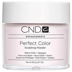 CND Perfect Color Sculpting Powder - Warm Pink Opaque