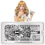 MoYou London Stamping Plate - Alice In Wonderland 05