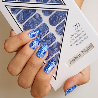 Miss Sophie's Nail Wraps - Arabian Nights