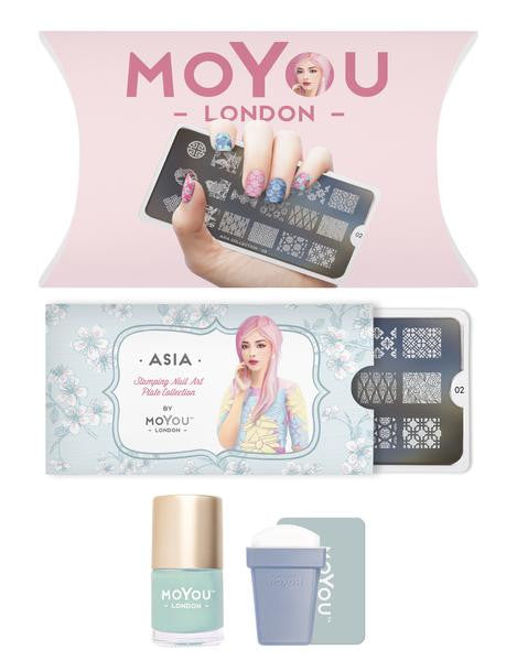 MoYou London Starter Kit - Asia