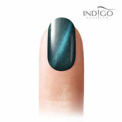 Indigo Gel Brush Cat Eye - Atomic Kitten