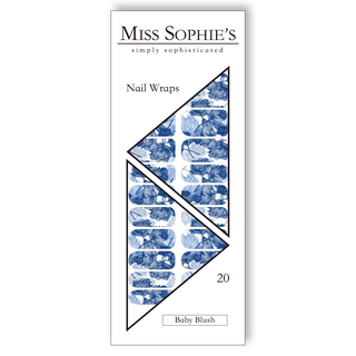 Miss Sophie's Nail Wraps - Baby Blush