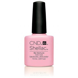 CND Shellac - Be Demure (7.3ml)