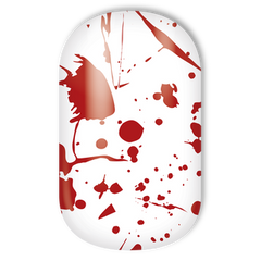 Miss Sophie's Nail Wraps - Bloody Mary