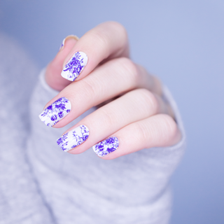 Miss Sophie's Nail Wraps - Bloomy Breeze