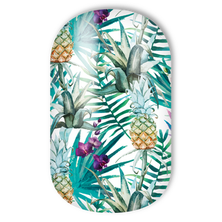 Miss Sophie's Nail Wraps - Caribbean Island