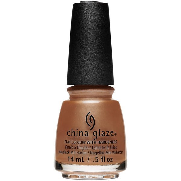 China Glaze Nail Lacquer - Toast It Up