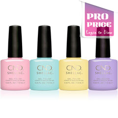 CND Shellac - Chic Shock Collection