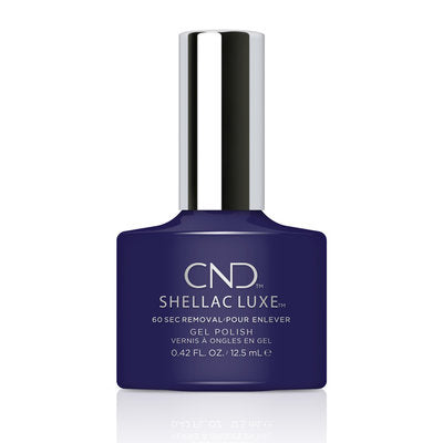 CND Shellac Luxe - Eternal Midnight