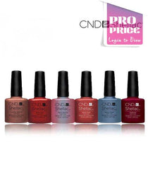 CND Shellac - Craft Culture Collection