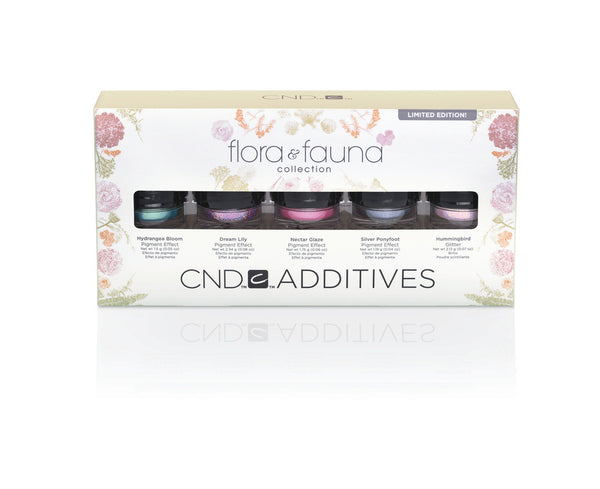 CND Additives - Flora & Fauna Collection