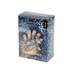 Swarovski Crystal Pixie Edge - Rebel Spirit