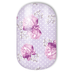 Miss Sophie's Nail Wraps - Delicate Dream