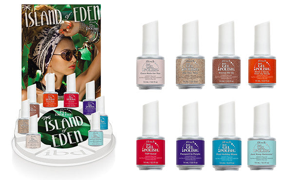 IBD Just Gel Polish - Island of Eden Collection