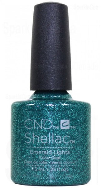 CND Shellac - Emerald Lights (7.3ml)