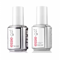 Essie Gel - Base Coat & Top Coat Duo