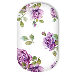 Miss Sophie's Nail Wraps - Eternal Rose