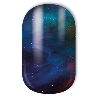 Miss Sophie's Nail Wraps - Galaxy