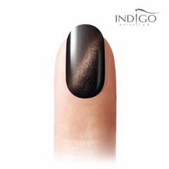 Indigo Gel Brush Cat Eye - Game Over