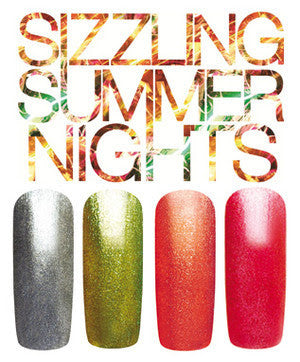 Gelish - Sizzling Summer Nights Collection