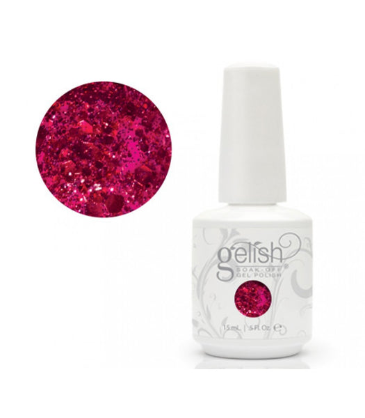 Gelish - With His Red So Bright (15ml)