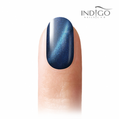Indigo Gel Brush Cat Eye - Gravity