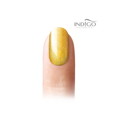 Indigo Holo Effect Powder - Gold