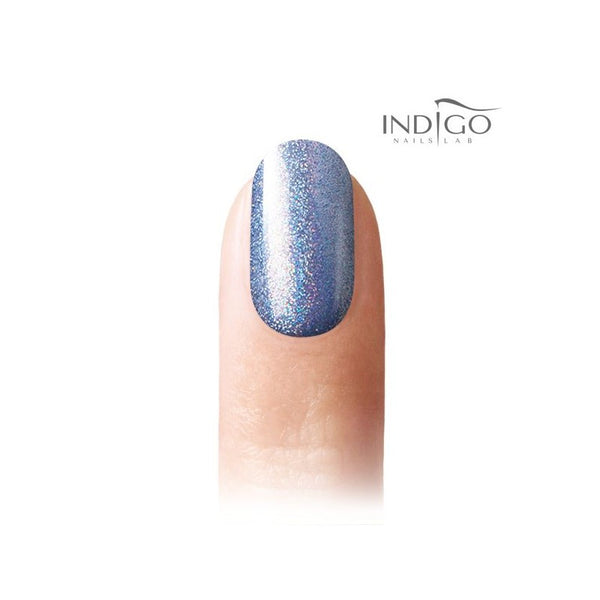 Indigo Holo Effect Powder - Grey