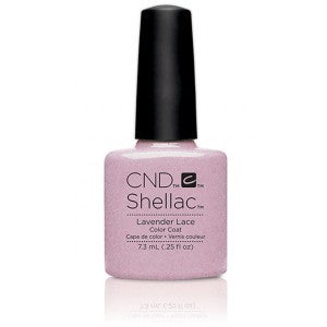 CND Shellac - Lavender Lace (7.3ml)