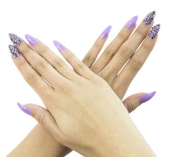 Nailhur Snap On Manicure - Like Candy (Stiletto)