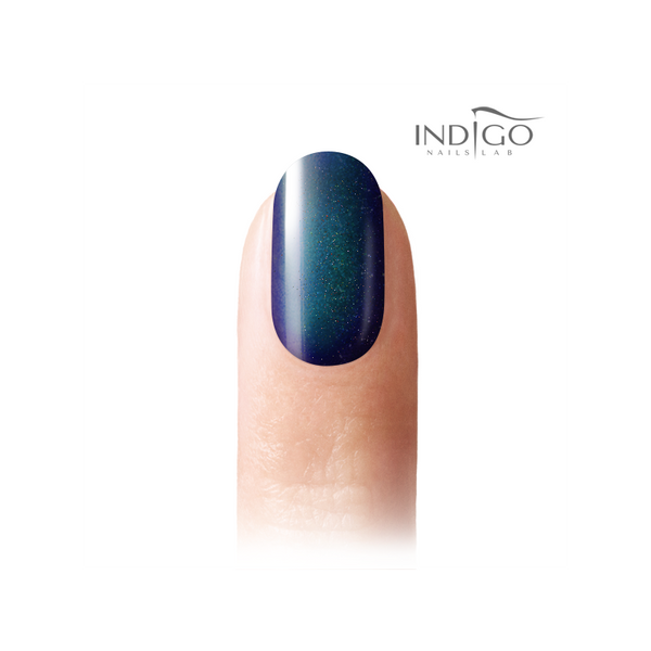 Indigo Mermaid Effect Powder - Black