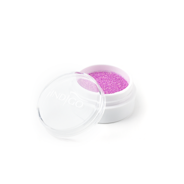 Indigo Mermaid Effect Powder - Pink