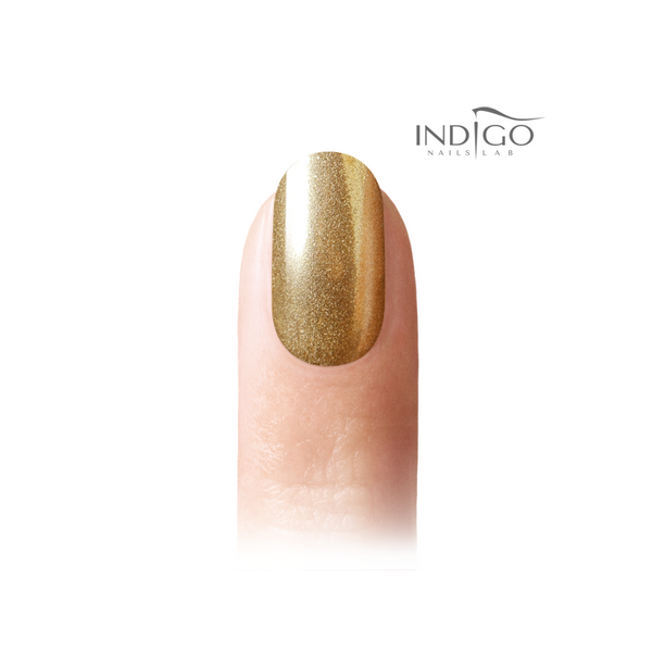 Indigo Metal Manix Chrome Powder - Gold 24K