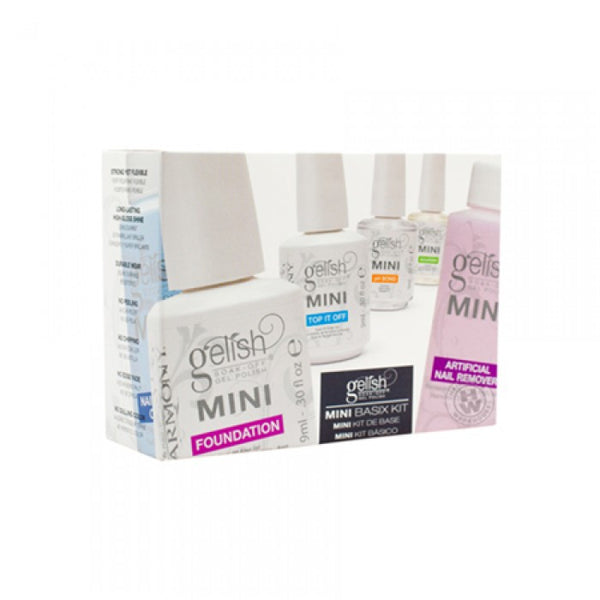 Gelish - Ready to Go Starter Kit (Choose 3 colours)