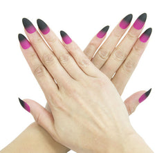 Nailhur Snap On Manicure - Mood (Stiletto)